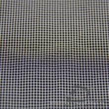 Veste imperméable à l'eau et au vent Tissé jacquard en coton tidéois 26,5% Polyester 73,5% Tissu intertexture à tisser en mousse de nylon (H018)