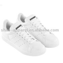 Sapatos Casuais Brancos