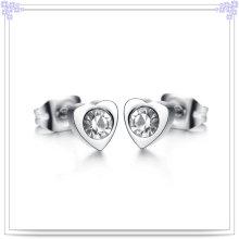 Jóias brincos de jóias de aço inoxidável (EE0066)