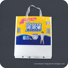 Premium Plastic Personal Sanitary Care Packing Bag