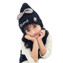 Sombrero de gorro de punto cálido personalizado