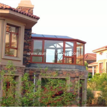 Heat Insulation Aluminum Frame Winter Garden