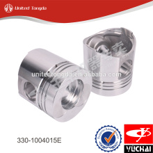 Original yuchai piston 330-1004015E for yc6108