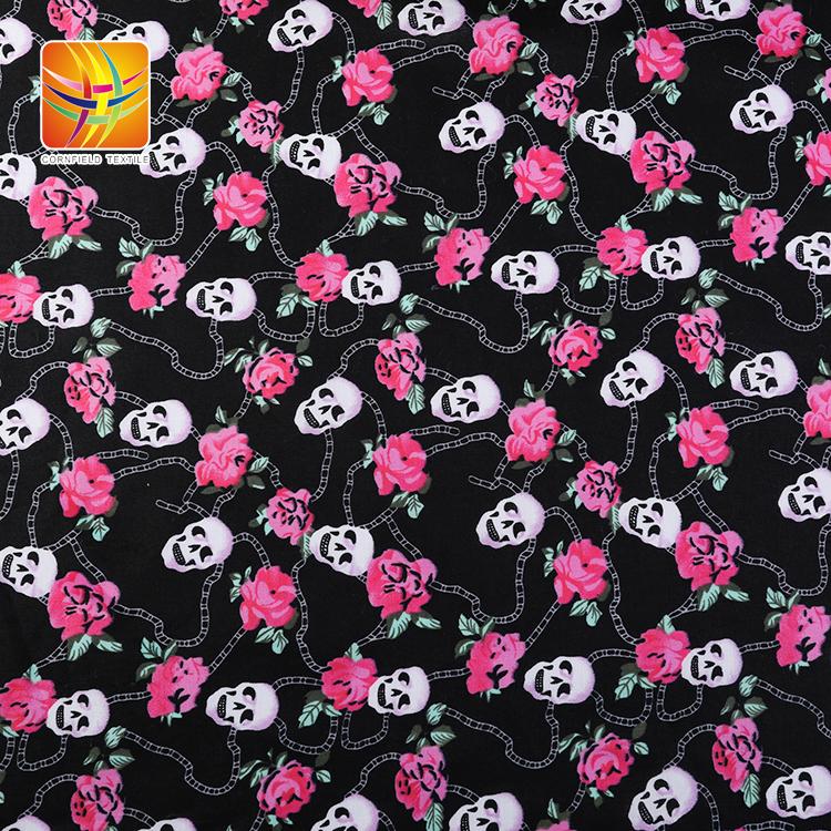 Skull Style Fabric