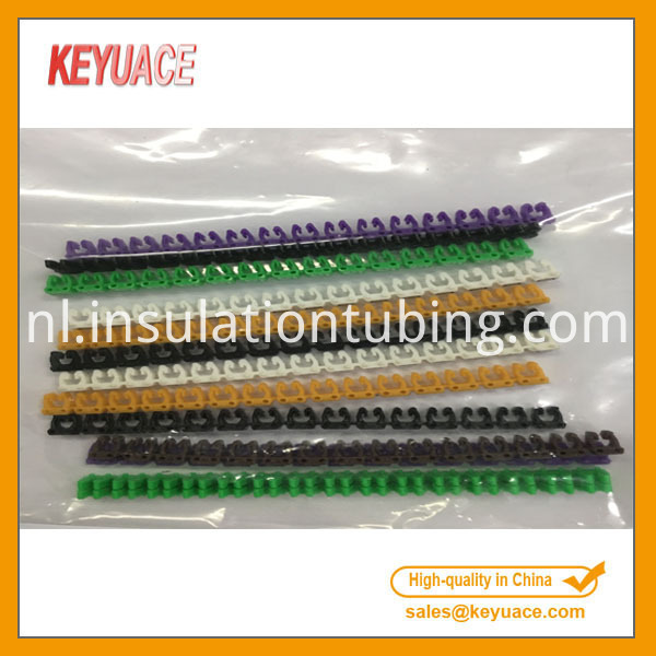 Plastic Wall Cable Clip