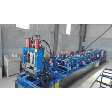 Galvanized Interchanged CZ Purlin Machine