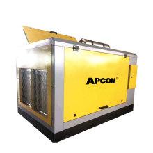 NEW 2020 APCOM 145 psi 185CFM 185 CFM 8bar diesel screw air compressor  for mine and drilling use for jack hammer 116psi