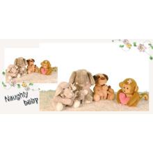 Figurines de cadeau de peluche