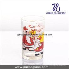 Navidad copa de vidrio para la celebración (GB01016508 / TH)