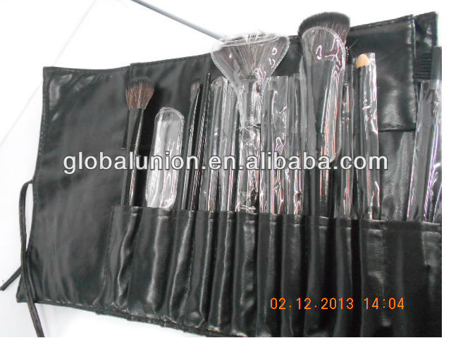 12pcs_Goat_Hair_Professional_Cosmetic_Brush_Set