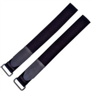 Nylon Elastic Velcro Hook And Loop Strap