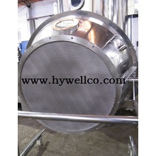 China Manufacturers for Fluiding Bed Drying Machine Low Energy Best Quality Fluid Bed Dryer supply to Albania Importers