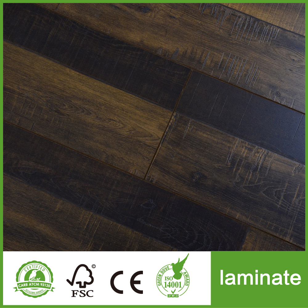 AC4 Dark Laminate Flooring