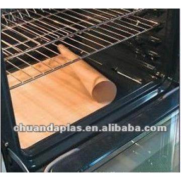 Cinturón o forro del horno de microonda PTFE del PVC con el certificado de RoHS
