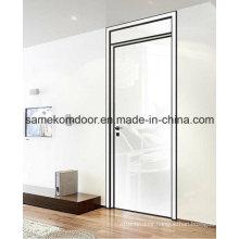 Aluminum Frame High Gloss Laminate Kitchen Doors