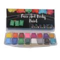 Makeup Non-Toxic Paint Vibrant Colors Face Paint Kits