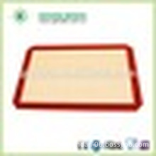 Silicone Baking Mat/Fiberglass silicone cover oven baking mat