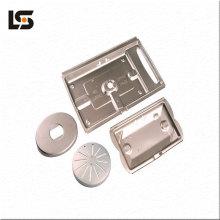 Parte pequena OEM porta de garagem de aço inoxidável peça metal precisão estampagem de metal peças