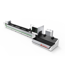 Automatic Metal Stainless Steel Tube/Pipe Fiber Laser Cutter
