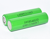 flashlight on samsung battery 18650 Battery MJ1 3350mAh