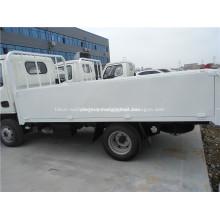 YUEJIN camion diesel à benne basculante hydraulique
