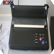 Conjunto de herramientas balck color Tattoo Thermal Copier, cosméticos maquillaje máquina de transferencia de suministro