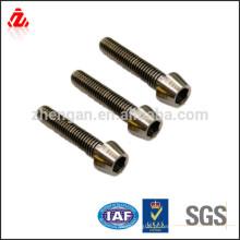 Baixo preço de alta qualidade parafuso de titânio m7 com alça