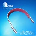 Unistrut channel clamp, pipe holder