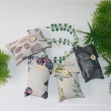 perfume sachet fabric sachet with hanger for home and car