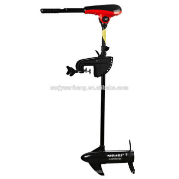 Chinese 55lbs thrust Electric trolling outboard motor for boat sale