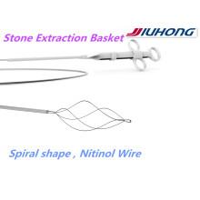 CPRE Jiuhong diamante forma canasta de extracción de piedra