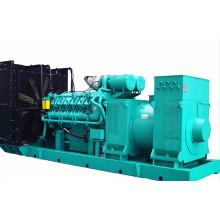 Gerador de média voltagem Mv de 1200kw 1500kVA com transformador