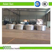 Venta ¡promoción! Tipo de 1350, ISO certificado de alambrón de aluminio 9,5 mm