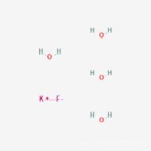 usos industriais de fluoreto de potássio