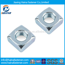 In Stock Chinese Supplier DIN557 Stainless Steel Square nut