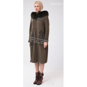 Australia Merino Shearling Long Big Coat
