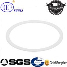 Anel de reserva de silicone PTFE para selos dinâmicos