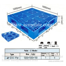 Hot sale plastic pallets for packing and shipping