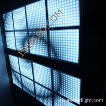 DMX RGB LED Panel cuadrado Video Wall Light