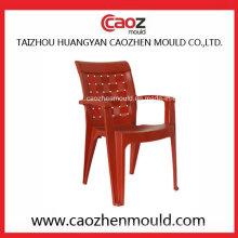 Molde de plástico inyectado de brazo / silla para adultos con buena calidad