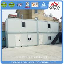 CE, BV zertifiziertes vorgefertigtes Gebäude Containerhaus