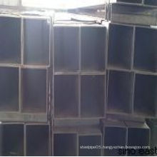 Bs1387 ERW Square Steel Pipe / Tubes