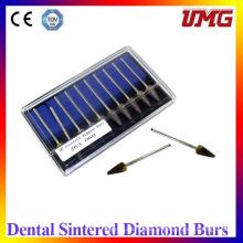 Brocas de diamante sinterizado para granito