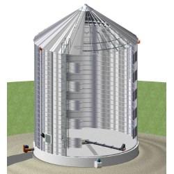 1500 Tons silo price