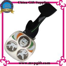 Металлическая спортивная медаль с максимальной продажной ценой на заводе