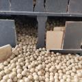 Boule en céramique d'alumine utilisée dans le service à thé en porcelaine