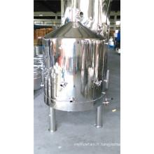 2016 Hot Sale Stainless Steel Brewing Tank pour la bière