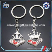 Factory Direct Unique Crown Keychain