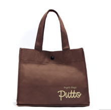Durable stylish clothes packaging non woven bags