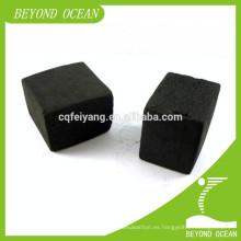 Carbón cúbico de 25 * 25 * 25m m (alta calidad y precio competitivo)